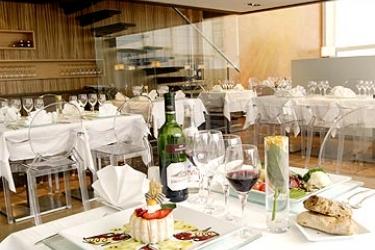 Hotel Crowne Plaza Lille - Euralille: Restaurant LILLE