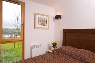 Hotel Les Cottages De Valjoly: Gastzimmer Blick LILLE