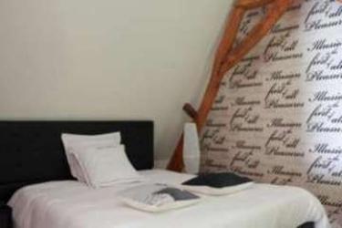 Hotel Relais Du Silence La Ferme Blanche: Escalier LILLE
