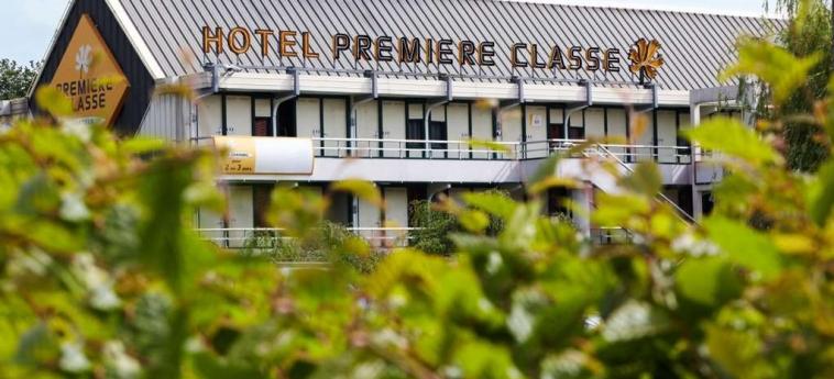 Hotel Premiere Classe Lille Ouest - Lomme: Extérieur LILLE