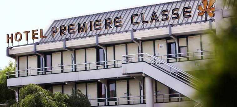 Hotel Premiere Classe Lille Ouest - Lomme: Exterieur LILLE