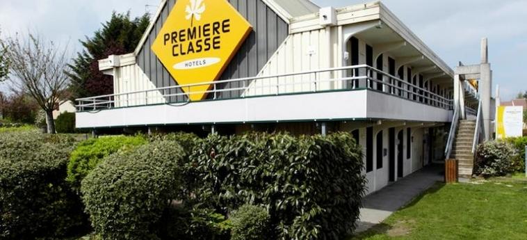 Hotel Premiere Classe Henin Beaumont - Noyelles Godault: Extérieur LILLE