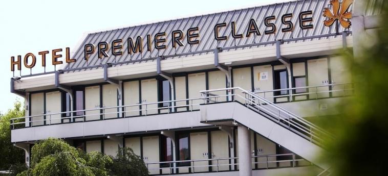 Hotel Premiere Classe Henin Beaumont - Noyelles Godault: Außen LILLE