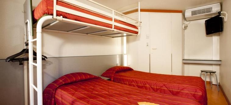 Hotel Premiere Classe Henin Beaumont - Noyelles Godault: Bunk-Bed Room LILLE