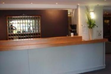 Hotel Kyriad Lille Est - Villeneuve D'ascq: Lobby LILLE