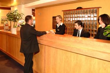 Hotel Kyriad Lille Est - Villeneuve D'ascq: Réception LILLE