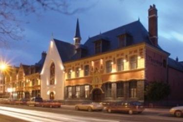 Hotel Hermitage Gantois: Exterior LILLE