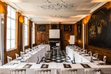Hotel Hermitage Gantois: Sala de conferencias LILLE
