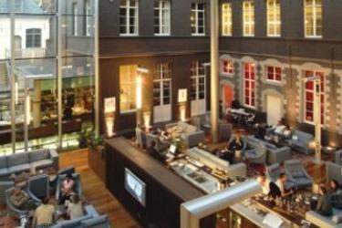 Hotel Hermitage Gantois: Bar LILLE