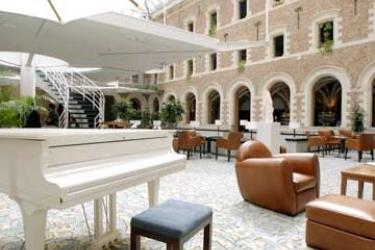 Hotel Golden Tulip Alliance Couvent Des Minimes: Jardín LILLE