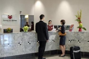Hotel Golden Tulip Alliance Couvent Des Minimes: Réception LILLE