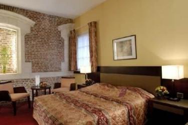 Hotel Golden Tulip Alliance Couvent Des Minimes: Guest Room LILLE