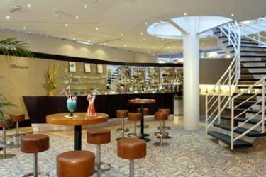 Hotel Couvent Des Minimes De Lille: Bar LILLE