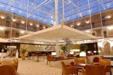 Hotel Couvent Des Minimes De Lille: Lounge Bar LILLE