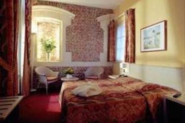 Hotel Couvent Des Minimes De Lille: Schlafzimmer LILLE