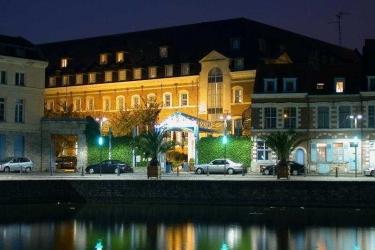Hotel Golden Tulip Alliance Couvent Des Minimes: Außen LILLE
