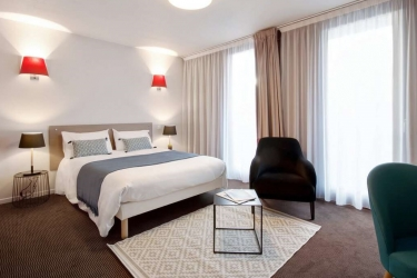 Hotel Appart'city Lille Grand Palais: Chambre LILLE