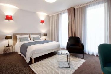 Hotel Appart'city Lille Grand Palais: Camera Matrimoniale/Doppia LILLE
