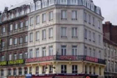 Hotel Le Napoleon: Exterieur LILLE