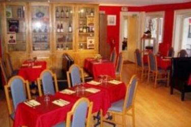 Hotel Le Napoleon: Restaurant LILLE