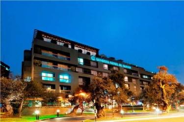 Sonesta Hotel El Olivar: Exterior LIMA