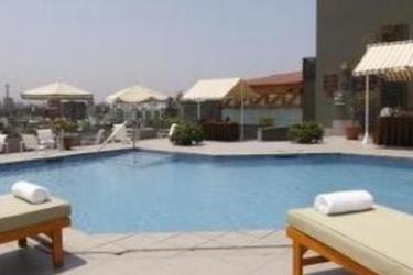 Sonesta Hotel El Olivar: Piscina Exterior LIMA