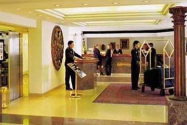 Thunderbird Hotels Principal: Lobby LIMA