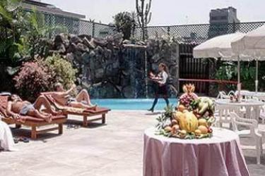 Thunderbird Hotels Principal: Ristorante Esterno LIMA