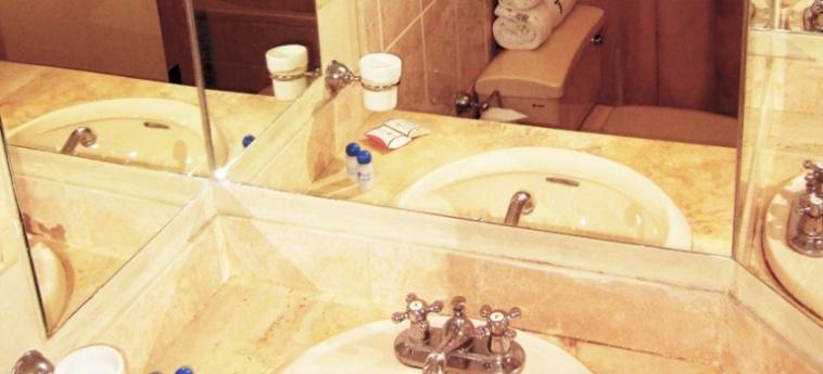 Hotel Soul Mate Inn: Bagno LIMA