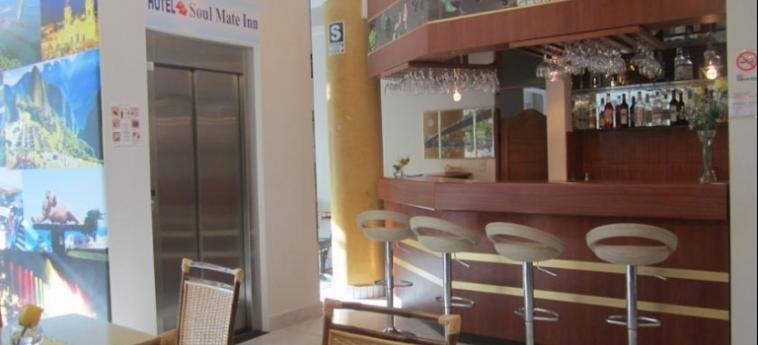 Hotel Soul Mate Inn: Bar Interno LIMA