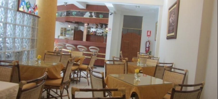 Hotel Soul Mate Inn: Bar LIMA