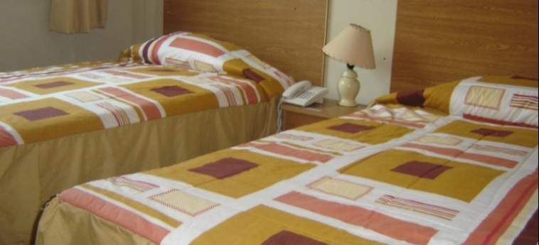 Hotel Soul Mate Inn: Camera Doppia - Twin LIMA