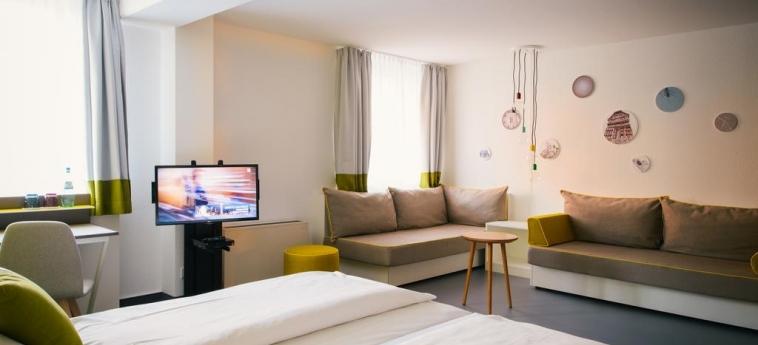 Vienna House Easy Limburg: Camera Matrimoniale/Doppia LIMBURG