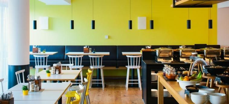 Vienna House Easy Limburg: Sala Colazione LIMBURG