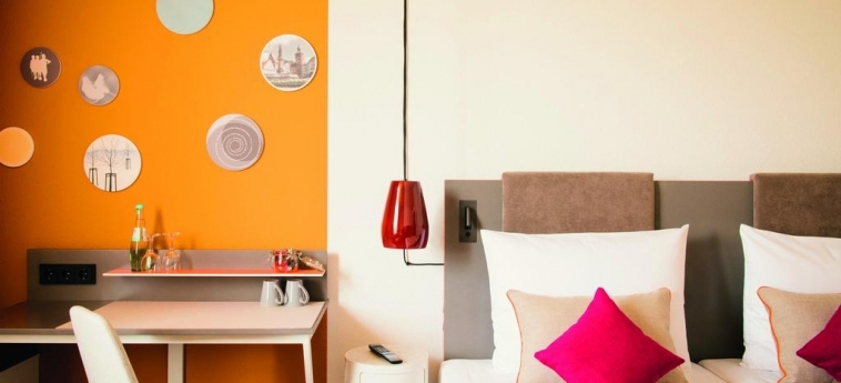 Vienna House Easy Limburg: Bedroom LIMBURG