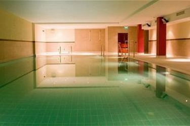 Hotel Patrick Punch's: Swimming Pool LIMERICK