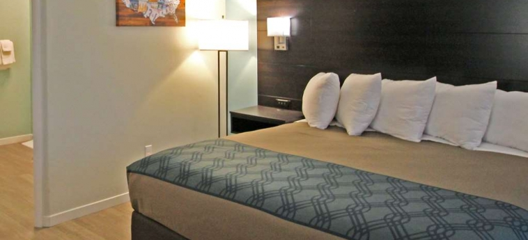 Hotel Econo Lodge Inn & Suites: Chambre d'amis LINCOLN (NH)