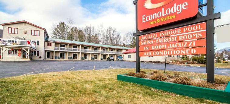 Hotel Econo Lodge Inn & Suites: Extérieur LINCOLN (NH)