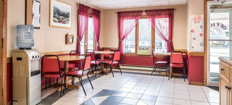 Hotel Econo Lodge Inn & Suites: Restaurant LINCOLN (NH)