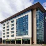 HOLIDAY INN EXPRESS LINCOLN CITY CENTRE 3 Stelle