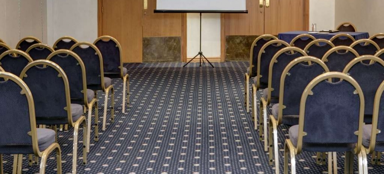 Best Western Bentley Hotel & Leisure Club: Detalle del hotel LINCOLN