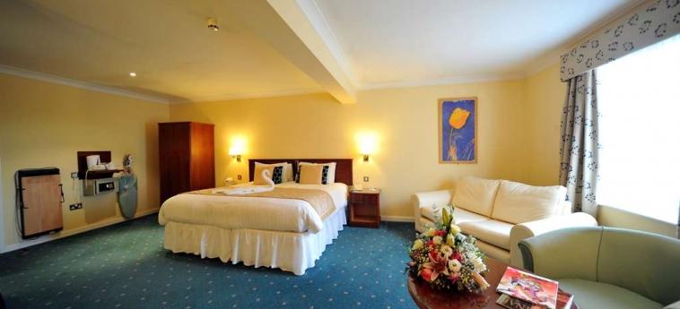 Best Western Bentley Hotel & Leisure Club: Habitación de huéspedes LINCOLN