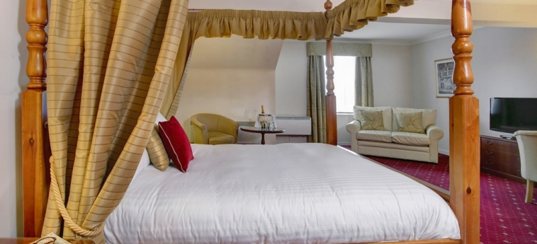 Best Western Bentley Hotel & Leisure Club: Habitaciòn LINCOLN