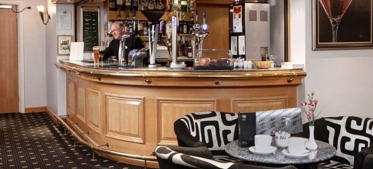 Best Western Bentley Hotel & Leisure Club: Restaurante LINCOLN