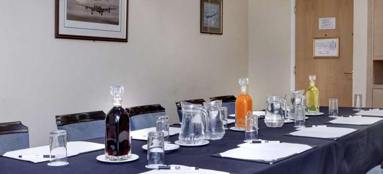 Best Western Bentley Hotel & Leisure Club: Sala Reuniones LINCOLN