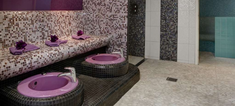 Best Western Bentley Hotel & Leisure Club: Spa LINCOLN
