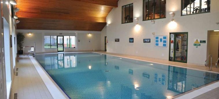 Best Western Bentley Hotel & Leisure Club: Swimming Pool LINCOLN