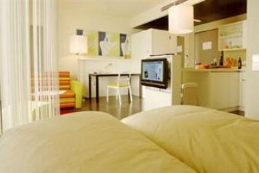 Hotel Harry's Home Linz: Terrasse LINZ
