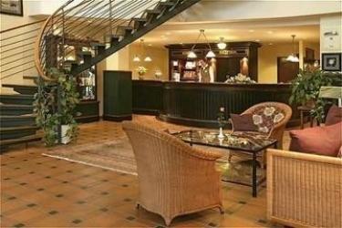 Trans World Hotel Donauwelle: Lobby LINZ
