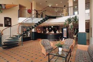 Trans World Hotel Donauwelle: Recepción LINZ